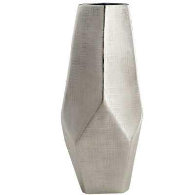 Metal Table Vase - Perigold