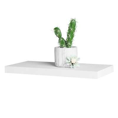 Simons Floating Wall Shelf - Wayfair