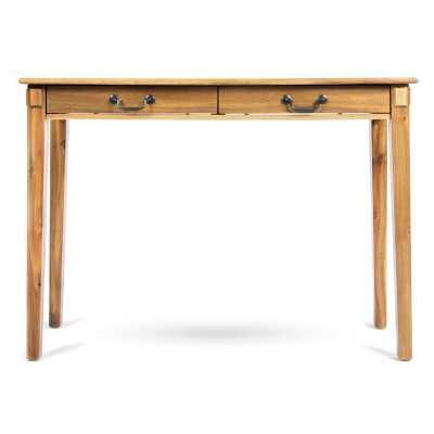 Slovan Console Table- natural - Wayfair