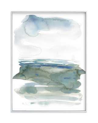 ocean landscape - 18 x 24 - Minted