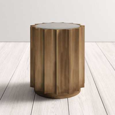 Augustus End Table - Wayfair