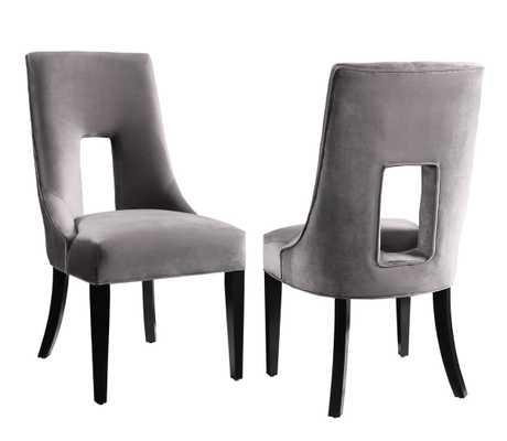 Payton Morgan Velvet Dining Chair - Maren Home