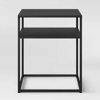 Glasgow Metal End Table Black - Project 62™ - Target