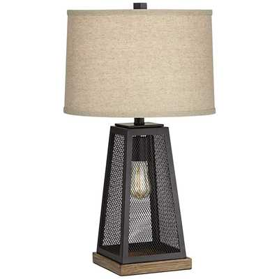 Barris Metal USB Table Lamp with LED Night Light - Style # 46C76 - Lamps Plus