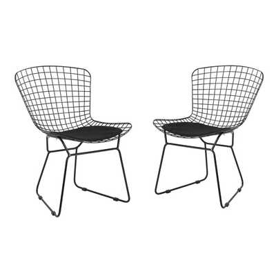 Hively Patio Dining Chair with Cushion - Wayfair