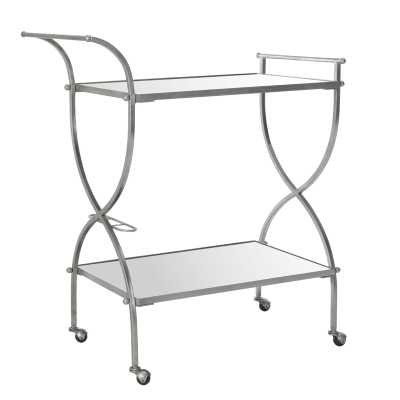 Rex Bar Cart - Wayfair