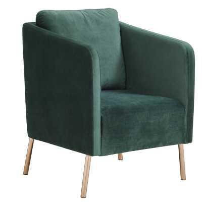 "19.5"" Slipper Chair - Wayfair"