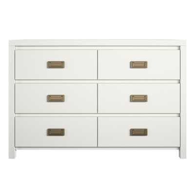 Monarch Hill Haven 6 Drawer Double Dresser - Birch Lane