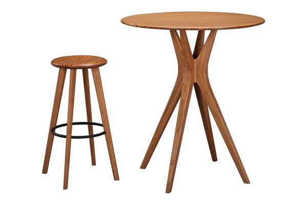 "MIMOSA 40"" BAR HEIGHT PUB TABLE - Perigold"