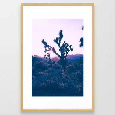 Desert Sunset - Conservation Natural - Society6