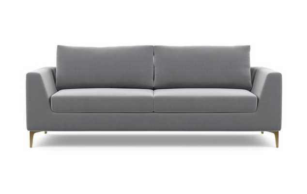 "Asher Fabric 85"" Sofa - Interior Define"