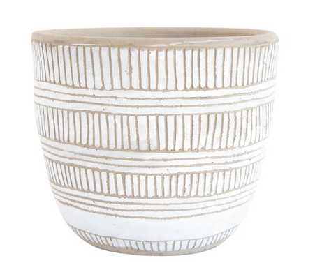 LATTICE POT - LARGE - McGee & Co.