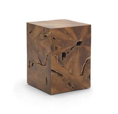 TREMONT PULL-UP SIDE TABLE - Mitchell Gold + Bob Williams