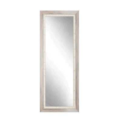 Matsumoto Weathered Distressed Full Length Wall Mirror - Wayfair