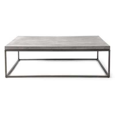 Perspective Coffee Table with Tray Top - Wayfair