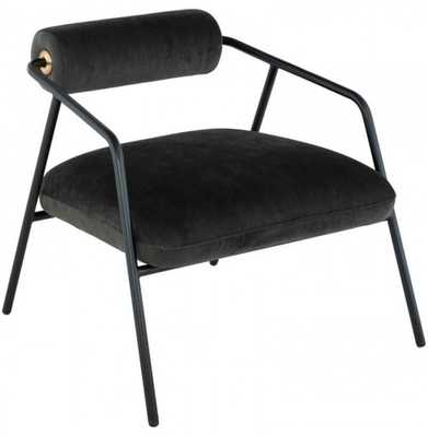 Cyrus Chair, Black - High Fashion Home