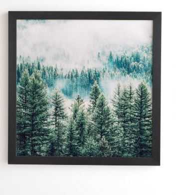 FOREST AND FOG - Wander Print Co.