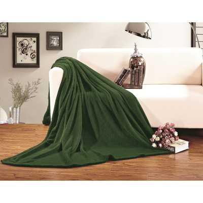 Henrich All Season Super Plush Luxury Fleece Throw Blanket - Wayfair