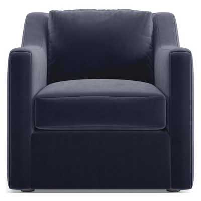 Notch Chair, Kent Admiral - Crate and Barrel