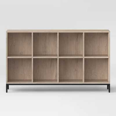 60 Loring 8 Cube Bookcase Walnut (Brown) - Project 62 - Target