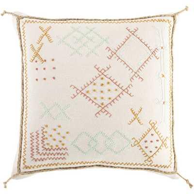 """Celeste Pillow, 20"""" x 20"""" - Roam Common"""