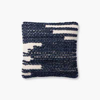 P4144 ED Navy / Ivory - Polyester Insert - Loma Threads