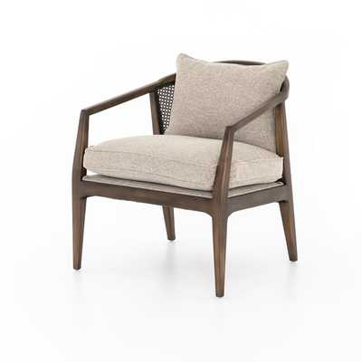 Jansen Accent Chair - Pottery Barn