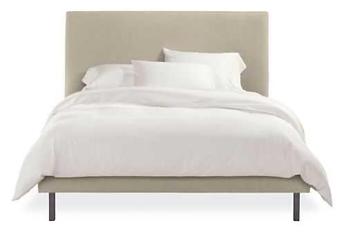 Ella Custom Bed King - Room & Board
