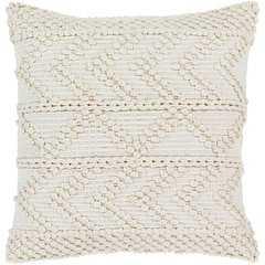 """Merdo, 22"""" Pillow with Down Insert - Neva Home"""