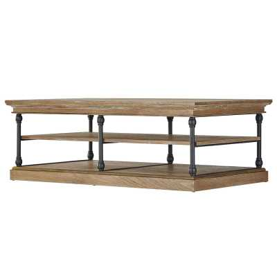 POYNOR COFFEE TABLE - Brown - Birch Lane