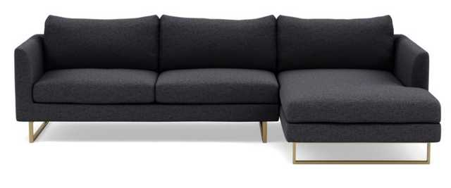 OWENS Sectional Sofa with Right Chaise - Interior Define