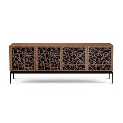 """Elements TV Stand for TVs up to 85"""" - AllModern"""