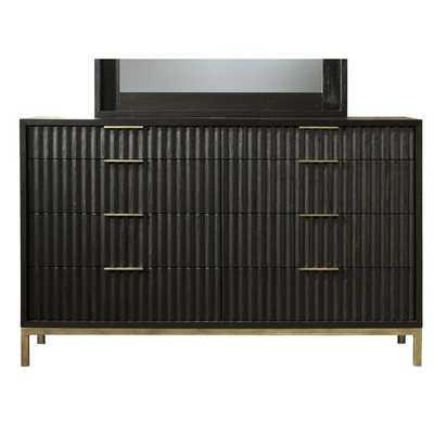 Holford 8 Drawer Double Dresser - Wayfair