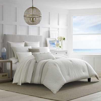 Nautica Saybrook Reversible Comforter Set, Twin - Wayfair