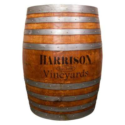 Personalized Barrel Pub Table - Wayfair