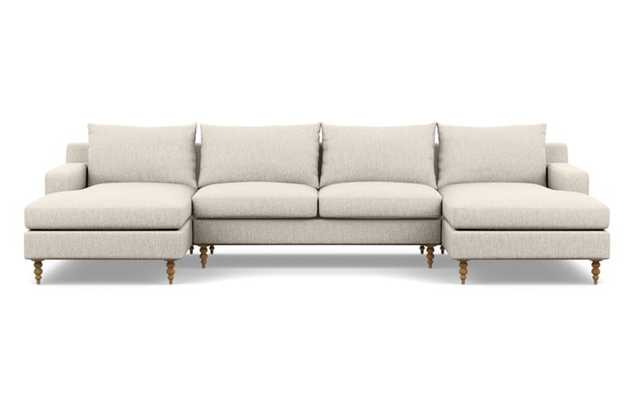 SLOAN U-Sectional Sofa - Interior Define