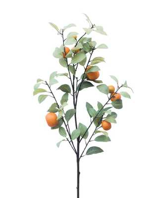 FAUX TANGERINE BRANCH - McGee & Co.
