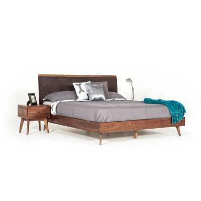 Rodney Upholstered Platform Bed - Wayfair