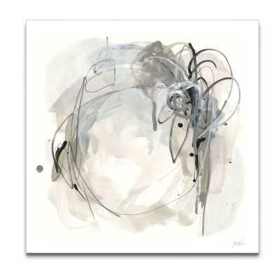 'Monochrome Diaspora I' Painting - Wayfair
