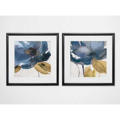 'Blue Note' 2 Piece Framed Print Set - Wayfair