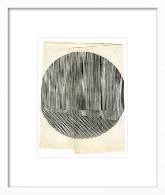 Folded Circle - Artfully Walls
