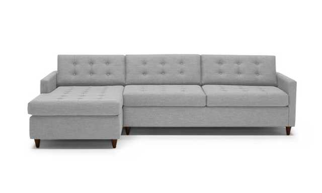 Eliot Sleeper Sectional - Right - Joybird