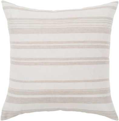"Baris BIS-001 Pillow - 20"" x 20"" - Poly insert - Neva Home"