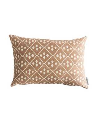 "WARWICK DIAMOND PILLOW COVER - 14""x20"" - McGee & Co."