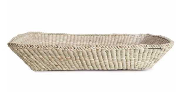 Woven Tray design by Hawkins New York - Burke Decor