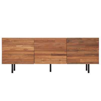 EQ3 6 Drawer Dresser - Wayfair