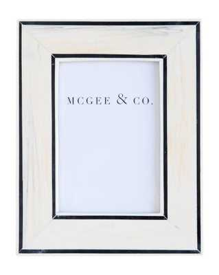"BORDER LINES FRAME - 5"" x 7"" - McGee & Co."