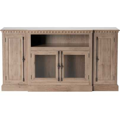 Petrolia TV Stand for TVs up to 78 inches - Birch Lane