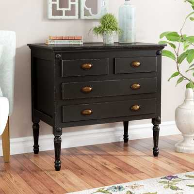 Easterbrook 4 Drawer Accent Chest - Wayfair