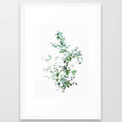 Botanical Framed Art Print - Society6
